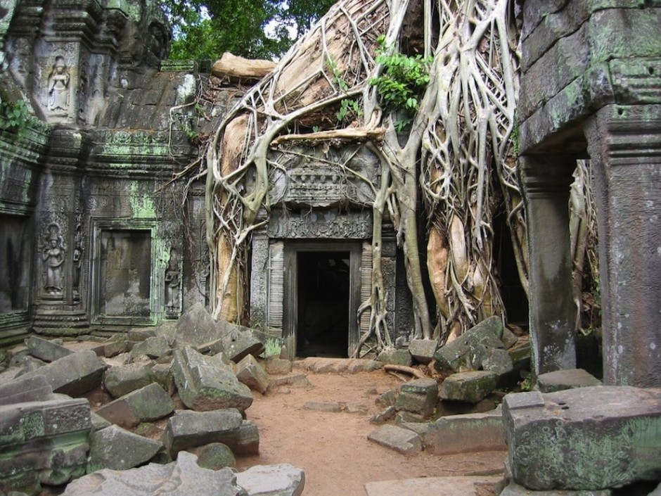 30 Beautifully Abandoned Places Kats