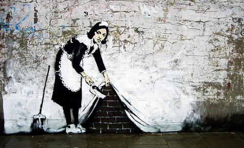banksy_london mur