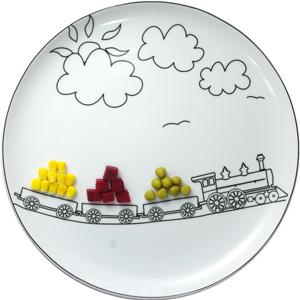 boguslaw sliwinski plate toy