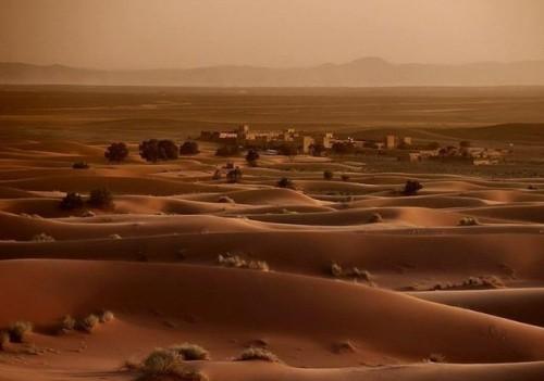Sahara-Marokko